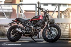 Essai Ducati Scrambler Icon