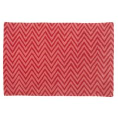 Pink Chevron rug I've been looking for, for Avery's room from the Land of Nod