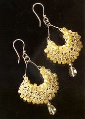 Crochet+Earring+Patterns+Galore | ... to make this pair of earrings http www jpfun com patterns free jewelry