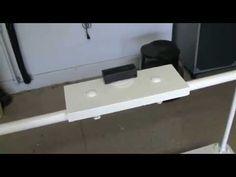 Joe Zeppu0027s Attic Lift - YouTube & ATTIC LIFT HOW I MADE IT | Dumb Waiter | Pinterest | Attic lift ...