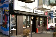 Haifischbar in Hamburg