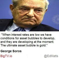 Bonds fuelled the Gold Bubble