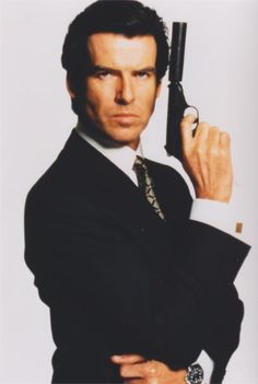 V. Pierce Brosnan: 17. Golden Eye, 1995_ 18. Tomorrow Never Dies, 1997_ 19. The World Is Not Enough, 1999_ 20. Die Another Day, 2002