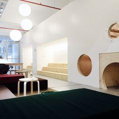 El Cau project  (Barcelona family espace)