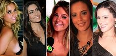 Blog do Herói: Conheça as 10 jornalistas mais bonitas do Brasil