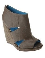 Cutout wedges...great fall color