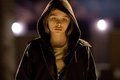 chloe moretz let me in  | Chloe Grace Moretz in LET ME IN | ©2011 Anchor Bay « Assignment X ...