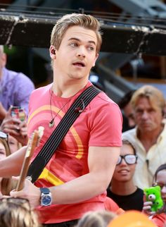 Hunter Hayes Photos Photos - Hunter Hayes Performs on 'The Today Show' - Zimbio