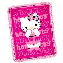 Walmart: Springs Creative Hello Kitty Fuchsia Throw Kit