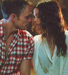 Hart Of Dixie oh how i love zoey and wade so much!!!!