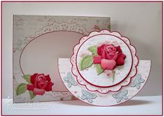 Paper Creator's Crafts: A Rose For You....