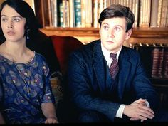Sybil and Tom Branson
