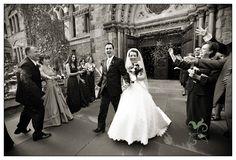 Lavender toss #wedding