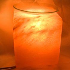 Regalos - Ultima Hora   Lámpara de Sal Himalaya con Quemador para Perfume