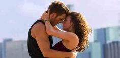 Kathryn McCormick and Ryan Guzman in Step Up Revolution
