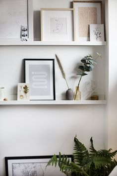 Creating a well loved space with Sonos x HAY Photo Shelf, Picture Shelves, Ikea Picture Ledge, Photo Ledge, Home Decor Signs, Cheap Home Decor, Minimalist Home Interior, Victorian Decor, Decor Interior Design