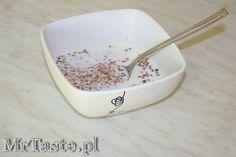 Zupa mleczna z kaszą gryczaną