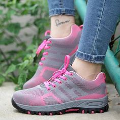 LODON Steel Toe Safety Work Shoes-Men and Women Indestructible Slip Resistant Lightweight Breathable Construction Sneakers with Composite Toe