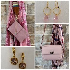 Nice accessories in pink❤️