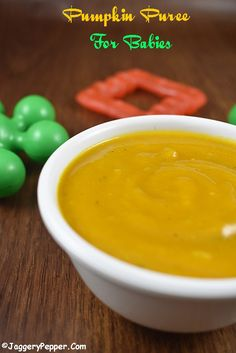 The 47 best homemade baby food recipes images on pinterest babies pumkin puree recipe for babies 6 to 12 month baby food recipes forumfinder Gallery