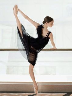 San Francisco Ballet Ballerina Maria Kochetkova by Abbey Drucker in C California Style Magazine