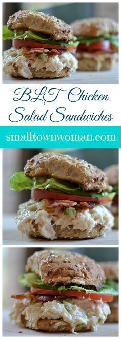 BLT Chicken Sandwich