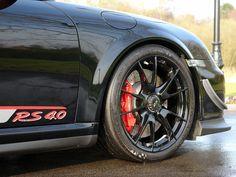 2012 PORSCHE 911 GT3 RS (997) 4.0 LHD Black with Black