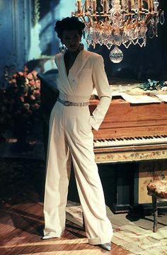 1998 - Galliano 4 Dior - Linda Evangelista