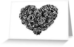 Roses Heart by ElaW