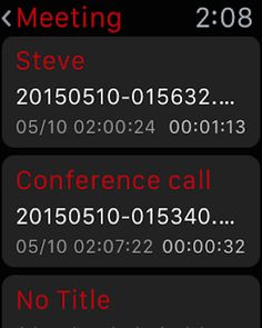Awesome Voice Recorder Pro - 4