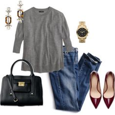 Casual Chic - Fall Style