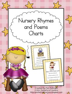 Nursery Rhymes and Poems Charts