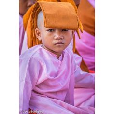 A Novice Nun at Shwedagon Pagoda - Yangon, 🇲🇲 . . #canonaustralia #canoncollectiveofficial #travelphotographersociety #travelphotography #yangon #burma #myanmar #myanmarphotos #shwedagonpagoda #ig_asia #ig_asia_ #southeastasia #ig_myanmar #canonaustraliapro #culture #exploreasia #temples #thisisasia #igs_asia
