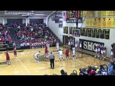 Lincoln vs. SHG-12-19-14 2nd Half - Lincoln Railsplitters vs. Sacred Heart Griffin Cyclones.