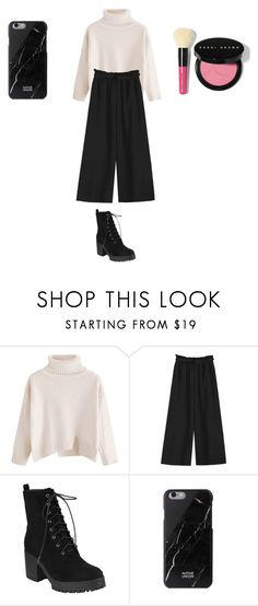 """""""Sans titre #11761"""" by ghilini-l-roquecoquille ❤ liked on Polyvore featuring Bobbi Brown Cosmetics"""