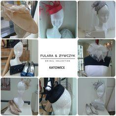 #kapelusze #woalki #fascynatory #dodatki www.fularazywczyk.pl