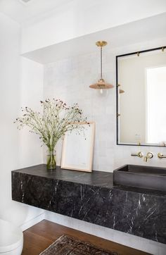 What Is Boho Style Home Decor Amber Interiors - Client Say No Morrison - All Sorts Of.What Is Boho Style Home Decor Amber Interiors - Client Say No Morrison - All Sorts Of Bad Inspiration, Bathroom Inspiration, Interior Inspiration, Bathroom Interior Design, Decor Interior Design, Interior Decorating, Marble Interior, Contemporary Interior, Bathroom Sink Design
