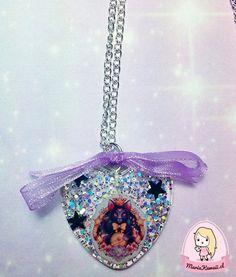 Collar Sailor Moon Gata Luna por mariakawaiistore en Etsy #sailormoon #kawaii #anime #harajuku #harajukufashion