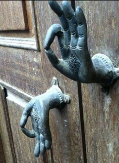 Ajurvedic doors