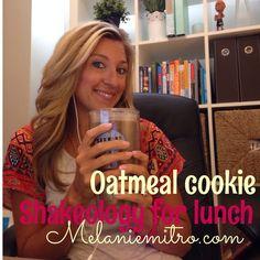 Shakeology Recipes, Chocolate Shakeology, Taste Review, Melanie mitro