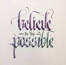 Resultado de imagem para folhas para treinar caligrafia Bounce lettering