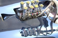 Can Am Chevy Engine