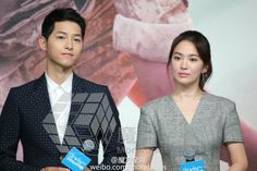 """Descendants of the Sun"" Press Conference in Hong Kong"