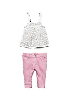 Babies' fashion | Summer 2014 Lookbook | IKKS Baby Girls