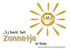 Momentje voor Complimentje is under construction Work Quotes, Smiley, Picture Quotes, Special Day, Good Morning, Compliments, Wish, Letters, Bento