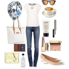 Off for a Napa weekend!! by areasonablydressedwoman on Polyvore