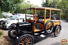 Model T Ford .