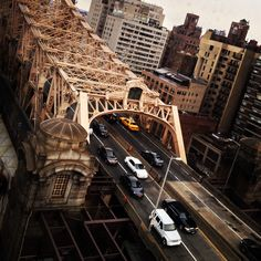 Queensboro Bridge.