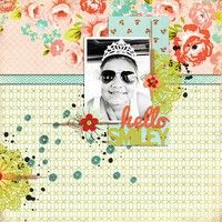 A Project by marnel from our Scrapbooking Gallery originally submitted 01/08/13 at 11:39 PM