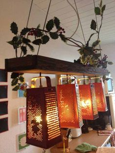 DIY Lighting Ideas to Light Your Residence interior design.